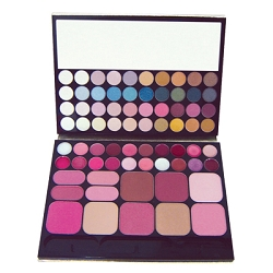 Cameo Glitzy Gold Cosmetic Kit (WX6100BB)
