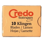 Credo Blade Display 10 per Box 20 Boxes per Di