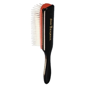 Denman Cushion Brush Nylon Bristles 7 Row (D3)
