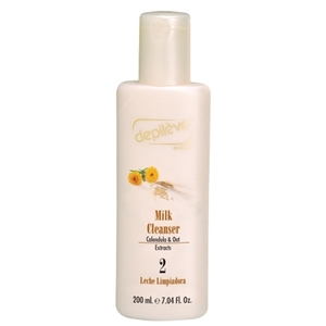 Depileve 7 oz. Milk Cleanser (220D)