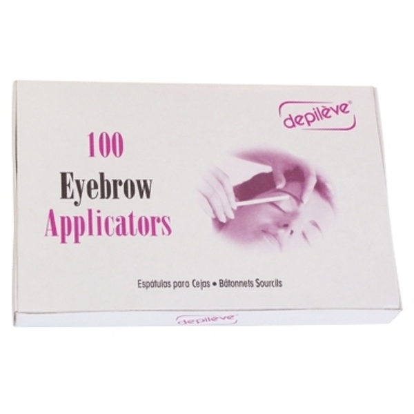 Depileve Eyebrow Applicators (565D)