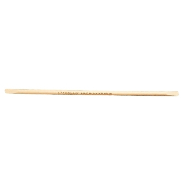 "Flowery Birchwood Stick 7"" Double Spade 12 Pack"