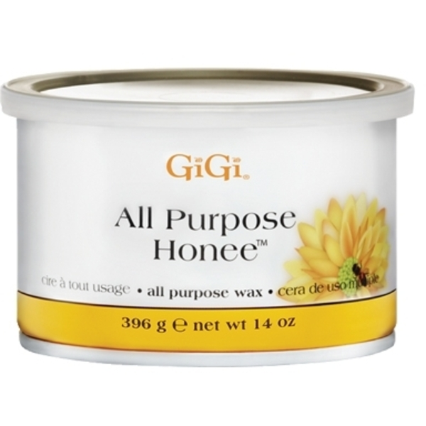 GiGi All-Purpose All-Natural Honee Wax 14 oz. Ja