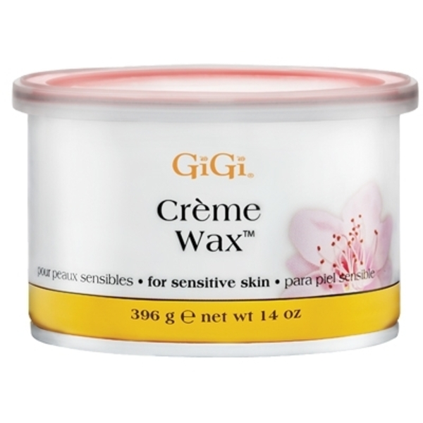 GiGi Creme Wax 14 oz. Jar (GG-0260)