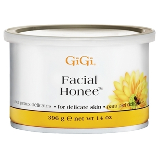 GiGi Facial Honee Wax 14 oz. Jar (GG-0310)