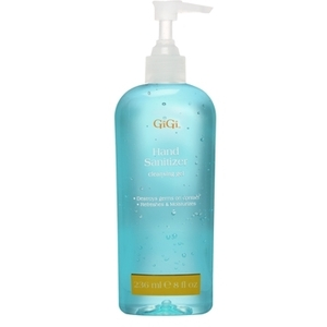 GiGi Hand Sanitizer Gel 8 oz. Bottle (GG-0850)