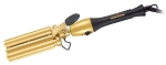 Gold 'n Hot Ceramics Triple Barrel Waver (GH2157)