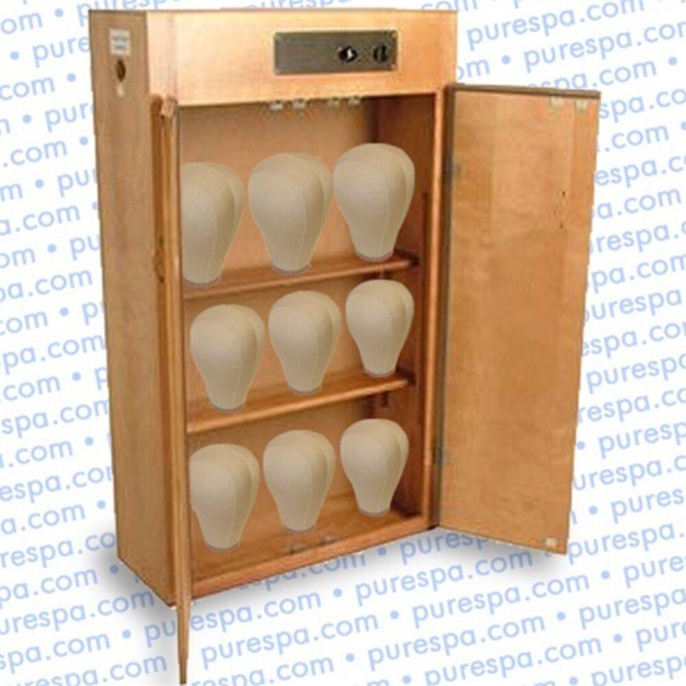 Wig Dryer Cabinet ~ Guardian wig commercial dryer adjustable shelves