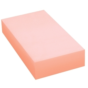 Hot Spa Paraffin 1 Lb. Block Peach Scent (HOT61551
