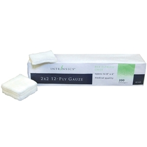 Intrinsics Med-Esthetic Gauze 2X2 opens to 8X6