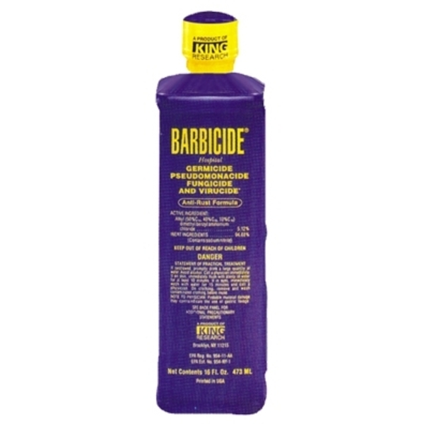 King Research Barbicide 16 oz. (51610)
