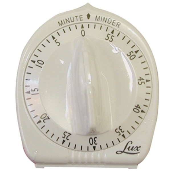 Lux Minute Timer 1 Min to 1 Hour Settings (LUX-3