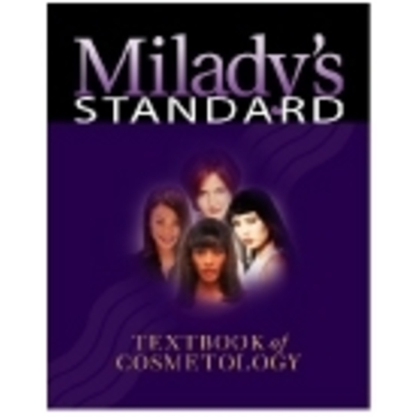 Milady Standard Hard Textbook Of Cosmetology (M466