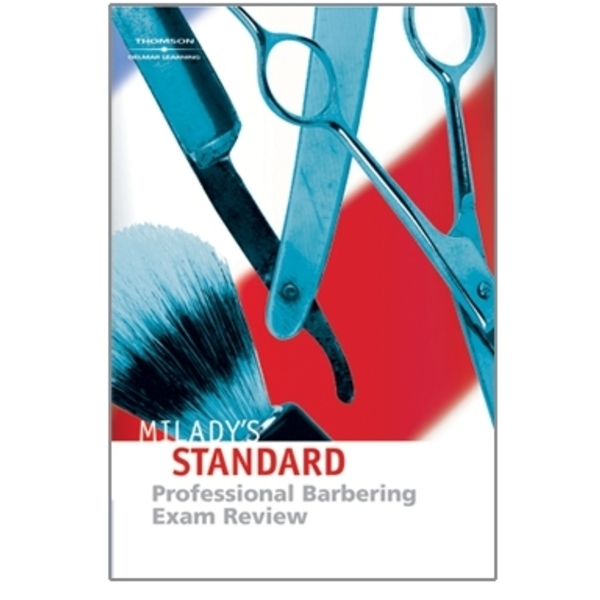 Milady Standard Prof. Barber Exam Review (M3960)