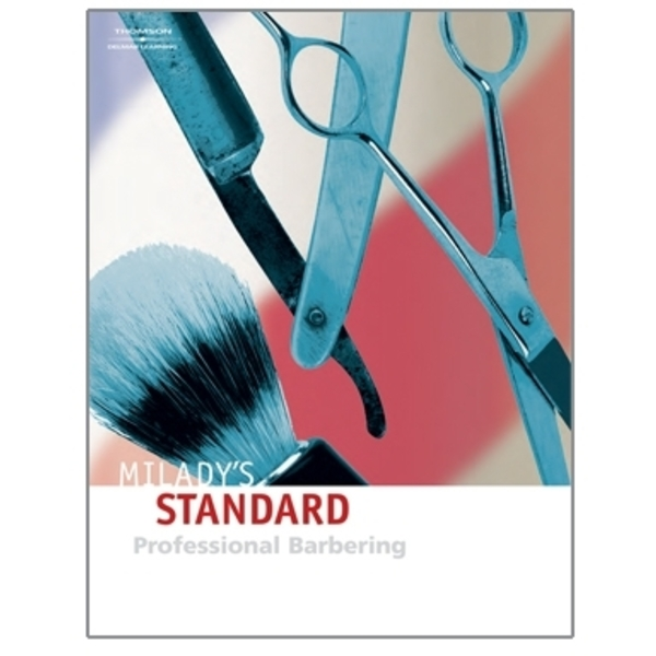Milady Standard Professional Barbering 4E (M3952)
