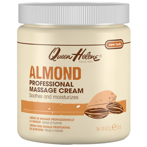 Queen Helene Almond Massage Cream 15 oz. Jar (QH