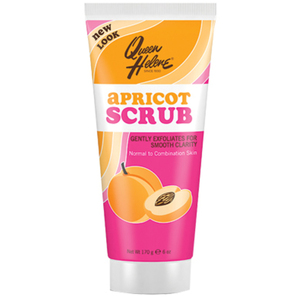 Queen Helene Apricot Natural Facial Scrub 6 oz.