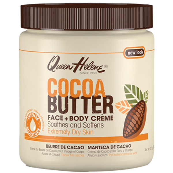 Queen Helene Cocoa Butter Cream 15 oz. Jar (QH-6