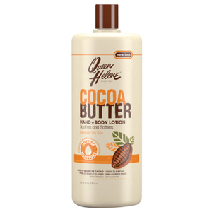 Queen Helene Cocoa Butter Lotion 32 oz. Bottle (