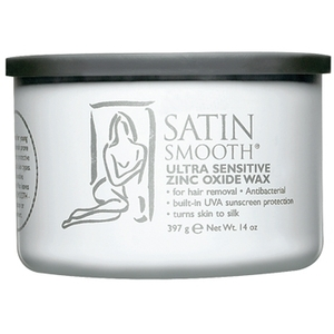 Satin Smooth Zinc Oxide Wax 14 oz. (SSW14ZO)