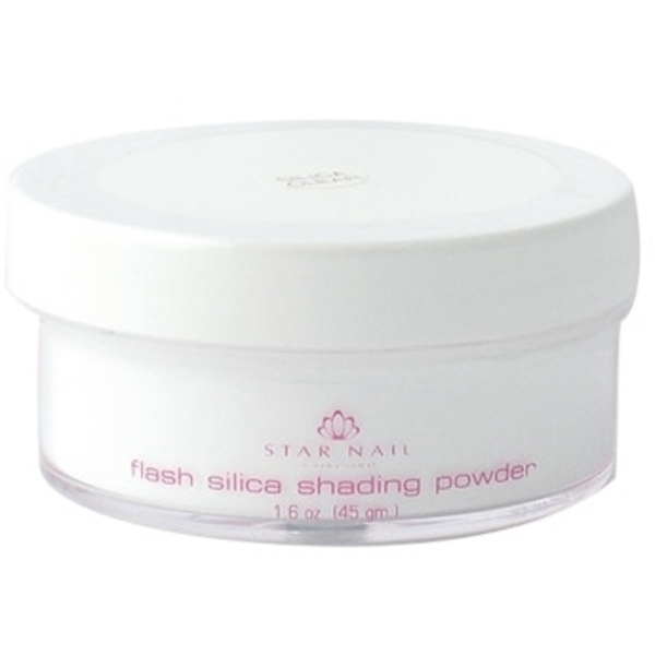Star Nail Flash Clear Powder 1.6 oz. (ST-397)