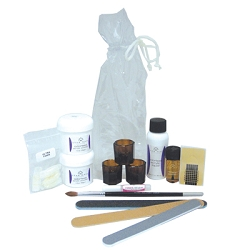 Star Nail Odorless Acrylic Deluxe Kit (ST-DEL)