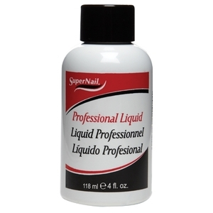 Supernail Sculptured Nail Liquid 4 oz. Bottle (S