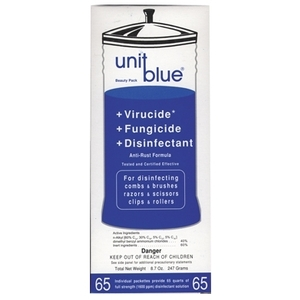 Timsen Unit Blue Germicidal Disinfectant 65Box (1