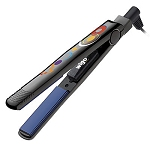 "Wigo Abstrax 1"" Flat Iron Geometric Design (WGA610"