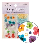 Cina Pro Flower & Dazzle Decoration Kit (CI-18043)
