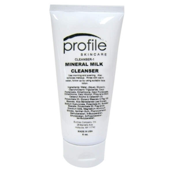 Profile Skincare Mineral Milk Cleanser 6 oz. (CLEANSER-1)