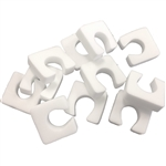 Star Nail Toezees Toe Separators White 144 Pack (ST-325)