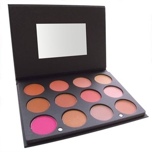 The Rave Cosmetics Blush Palette (BLUSH-7)