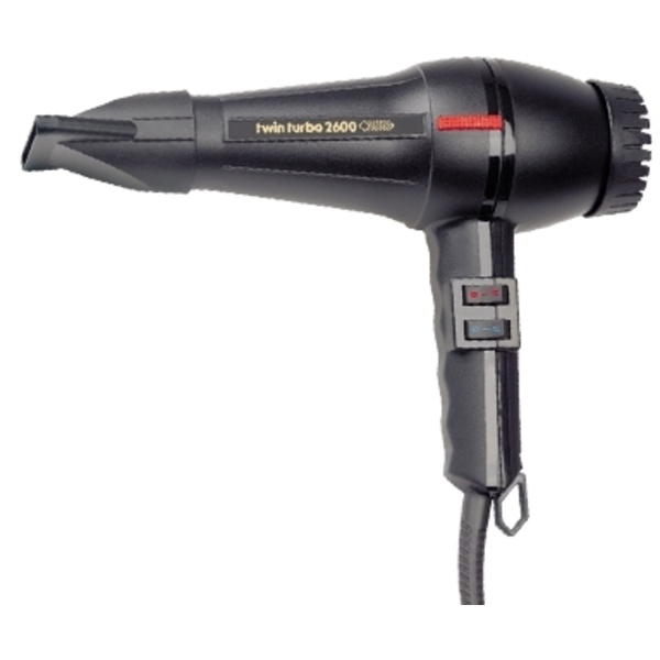 Turbo Power TwinTurbo 2600 Professional Hair Dryer (P-304)