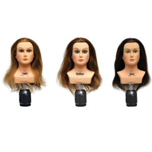 Celebrity Minikins Mini Hair Manikin Color Training Set (MINI-3)