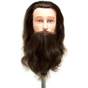 Celebrity Mr. Sam Shoulder Manikin With Beard (SAM-9)