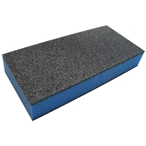 DL Professional Mini Sanding Block Blue Fine Grit (DL-C149)