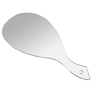 Soft 'N Style Unbreakable Professional Hand-Held Mirror (SNS-39)