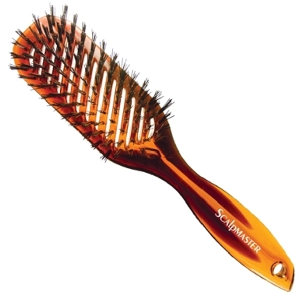 Tortoise Collection Nylon Bristle Vent Brush (SC-T24)