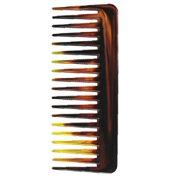 "Tortoise Collection 6-12"" Fluff Comb 12 pack (SC-T22)"