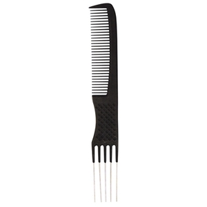 "Salonchic 8"" Dual Purpose Carbon Comb (SC9175)"
