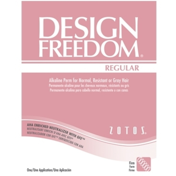 Zotos Design Freedom - Firm Alkaline Perm for Normal Hair (DF-971112)