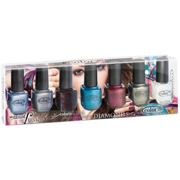 Color Club - Ultimate Luxury Diamond Collection 7 Piece Set (05DCCUL7D)