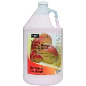 Pro Nail - Mango Massage Lotion 1 Gallon (C01P-01050)