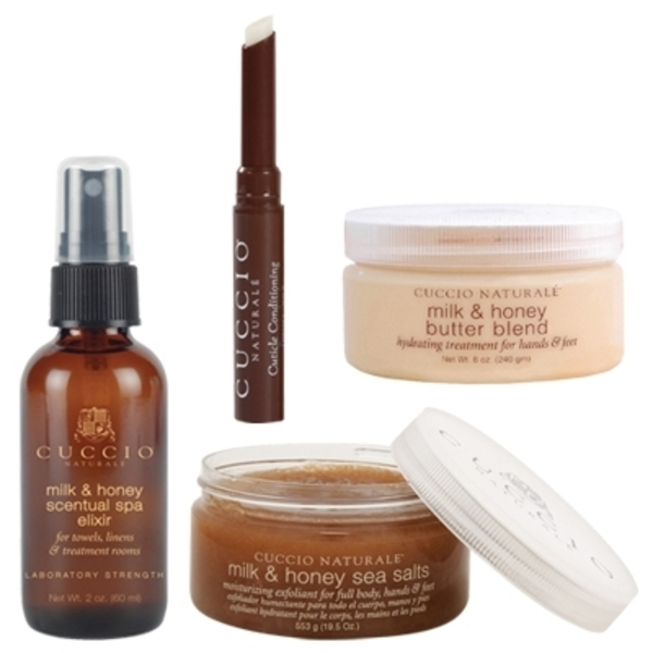 Cuccio - Milk & Honey Spa To Go Kit (ST-3200)