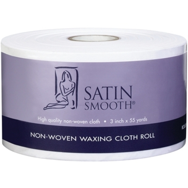 Satin Smooth - Non-Woven Waxing Cloth Roll (SSWA09)