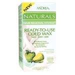 Ready To Use Cold Wax Hair Removal System - Apple Pear 5 oz. (AN64130)