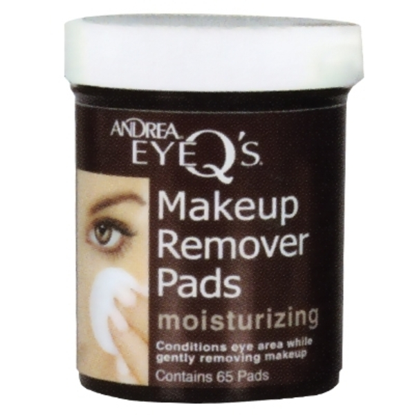 Andrea Eye Q's Eye Makeup Remover 65 Pads (AN660200)