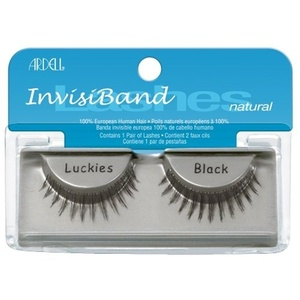 Invisiband Luckies Black (AD65030)