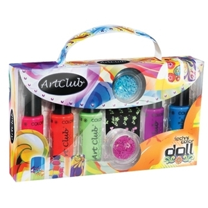 Technicolor Doll Purse Kit (05DACTD)